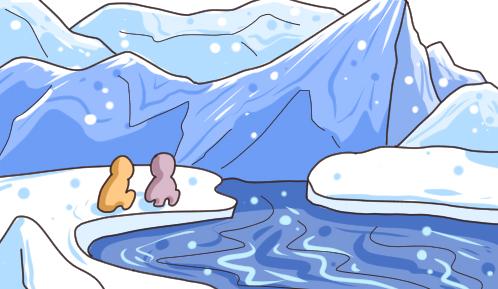 南極和北極的魚為什麼不會凍死?