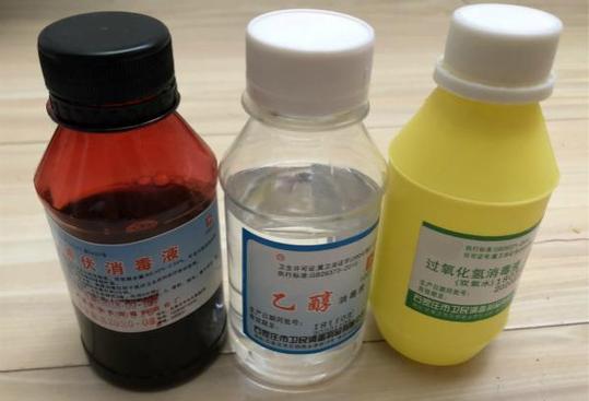 酒精、碘伏、紅藥水……正確消毒應該用哪個?