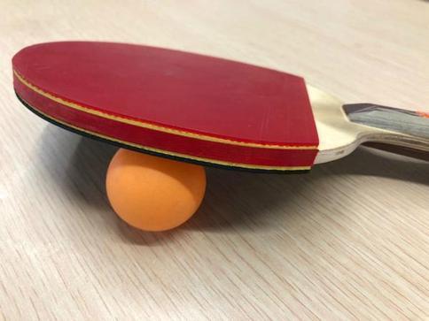 推出去的乒乓球為什麼又會回來?