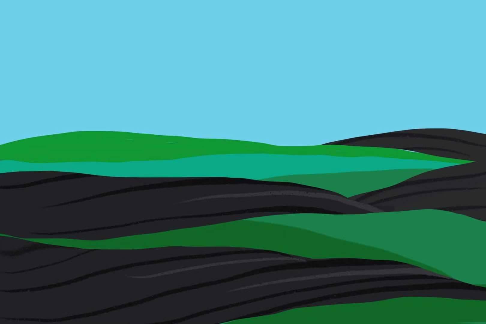 土壤的顏色——東北黑土